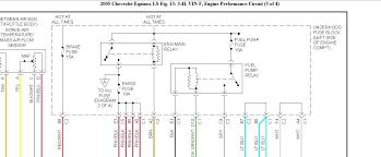 05 equinox need wiring diagram for a 05 equinox fuel pump relay