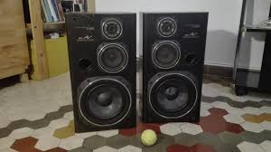 kenwood subwoofer home theater just found this in the street kenwood s 922 what do you think
