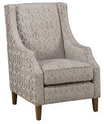 Grey Accent Chair Quinn Dove Grey Accent Chair From Jofran Coleman Furniture