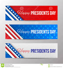 American Flag Header Set Of Modern Vector Horizontal Banners Page Headers With Text