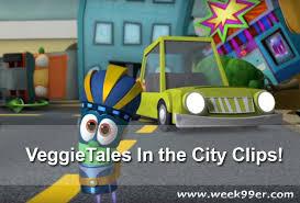 all new veggietales in the city