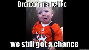 Broncos Fan Meme - chargers jokes
