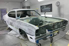 how to hire a muscle car painter u0026 avoid losing your car to paint