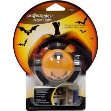 led night light halloween projector jack o lantern night light