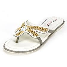 rialto shoes starfish grey sandal