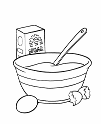 cake coloring pictures coloring