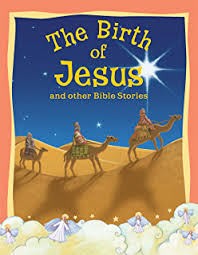 jesus birth a story book for about the