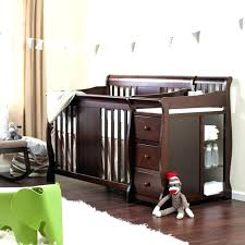 Baby Cribs With Changing Table Attached Baby Cribs With Changing Table Maddie Andellies House