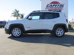 cars jeep 2016 2016 used jeep renegade fwd 4dr latitude at capitol expressway