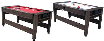 pool and air hockey table walker simpson petroni 6ft pool air hockey table pool tables
