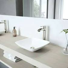 sink bowls home depot bathroom bowl sinks vessel sinks bathroom the home depot within