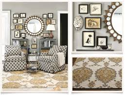 Gray And Gold Living Room by Light Grey Walls Gold Accents Allegro Living Room Furniture
