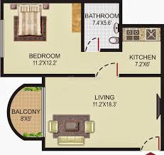 Home Interior Design For 1bhk Flat 1 Bhk Plan Layouts Home Decor And Design