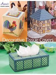 decorative tissue box plastic canvas patterns decorative tissue covers