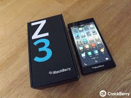 Hp Bb Z3 Blackberry Officially Launches The Blackberry Z3 In Singapore