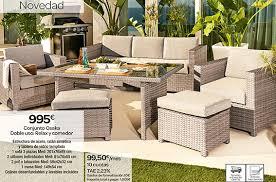 muebles de jardin carrefour muebles de jardn carrefour 2016 tumbonas prgolas barbacoas dentro de
