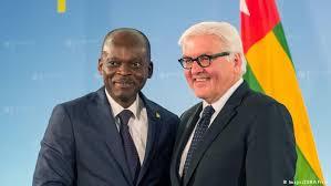 Seeking German Germany Togo Seeking Closer Relations Africa Dw 01 04 2016