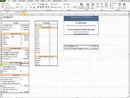 Rental Property Balance Sheet Template Rental Property Calculator Spreadsheet