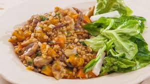 cuisiner le petit eautre petit épeautre aux châtaignes et potimarron recette par kilometre 0