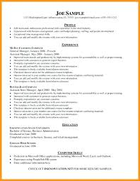 free templates for resumes to sle resumes exle of resume sle resumes