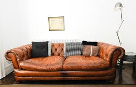 Cognac Leather Sofa by Cognac Leather Sofa Ideas Living Room Contemporary With Couch Bulb