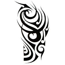 Tribal For Arm Tribal Temporary Tattoos Artwear