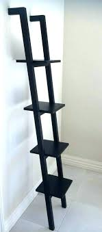 Corner Ladder Bookcase Leaning Ladder Bookcase Ladder Bookshelf Ladder Shelf Leaning