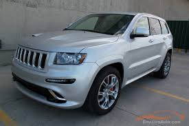 silver jeep grand cherokee 2012 jeep grand cherokee srt8 envision auto calgary highline