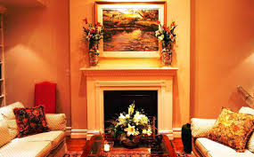 christmas fireplace decorating ideas u2014 indoor outdoor homes