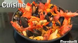 cuisiner une paella paella recette de paella facile en français