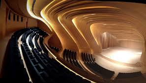 Zaha Hadid Home Notorious Fluid Design The Azerbaijan Cultural Centre By Zaha