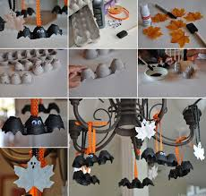 How To Make A Cardboard Chandelier 42 Super Smart Last Minute Diy Halloween Decorations To Realize