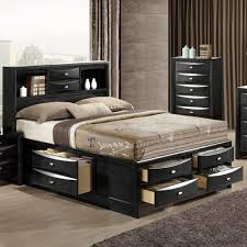 King Storage Platform Bed Found It At Wayfair Storage Platform Bed Gimme
