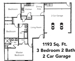 floor plans 3 bedroom 2 bath 3 bedroom apartments tyner ranch apartments