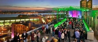 San Diego Convention Center Floor Plan by Rooftop Bar In San Diego Altitude Sky Lounge