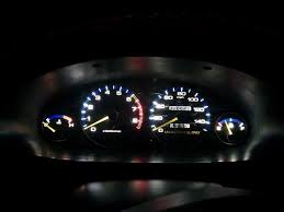 instrument cluster lights honda tech honda forum discussion