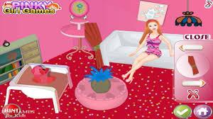 barbie room decor game barbie games barbie girls best games