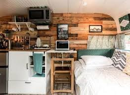 10 living in a camper rv