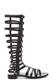 buy original stuart weitzman nappa leather gladiator sandals at