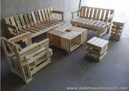 Rent To Own Patio Furniture Best 25 Wooden Pallet Furniture Ideas On Pinterest Pallet