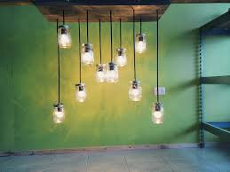 How To Mason Jar Chandelier Mason Jar Chandelier 10 Steps With Pictures