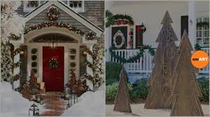 outside christmas decorations christmas 2016 youtube