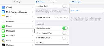 how do i block text messages on my android phone how to block someone on imessage on iphone ios tip