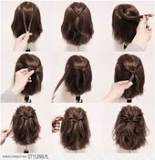 homecoming hair braids instructions 20 gorgeous prom hairstyle designs for short hair prom hairstyles