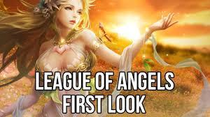 league of angels free mmorpg watcha playin u0027 gameplay first