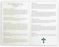 wedding ceremony bulletin template wedding simpleing program customizable by paperroutecollective