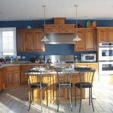 kitchen paint colour ideas 37 kitchen paint color ideas to go with wooden cupboards rustic