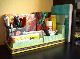 Organizer Desk Top 10 Best Diy Desk Organizers Desks Teas And Box