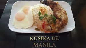 Ent Mural Cuisine Kusina De Manila Home Des Plaines Illinois Menu Prices