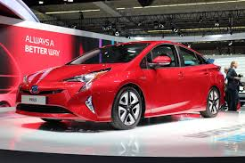 toyota official site 2016 toyota prius official auto show debut at frankfurt motor show